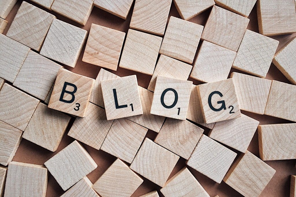 ブログなどの個人メディアでの発信