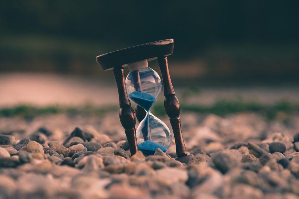 時間の管理をしやすい