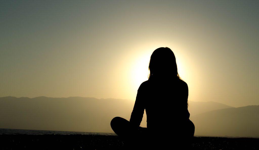瞑想はまず、無我の境地を目指す