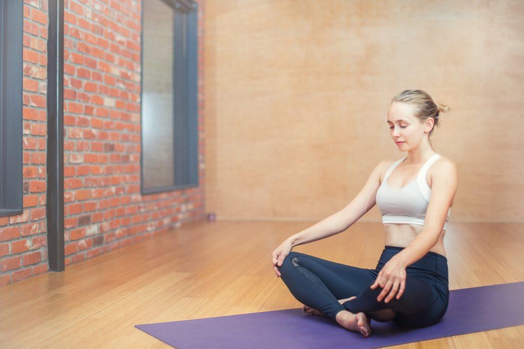 瞑想+イメージトレーニング