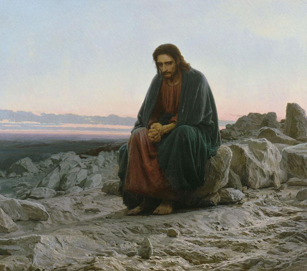 例1イエス・キリスト