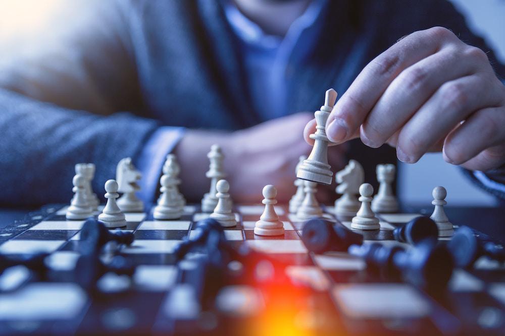正しい関係を戦略と戦術から考える
