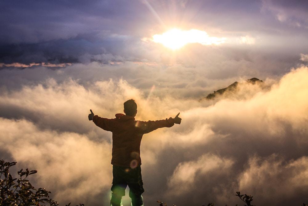 信仰を貫くことは幸せ