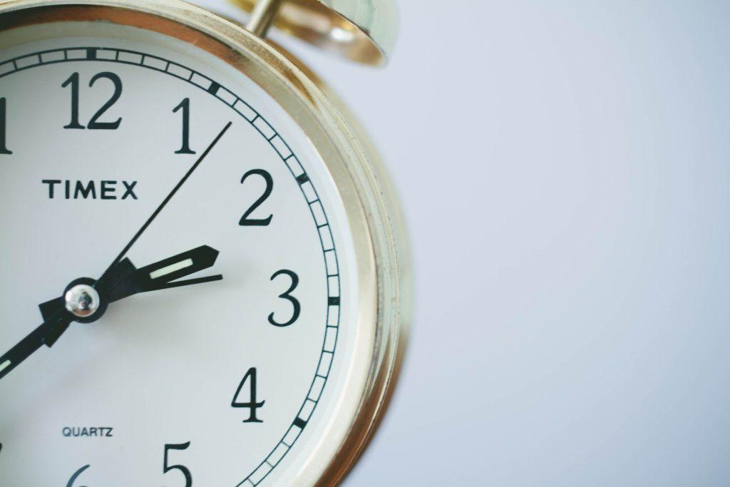 時間の管理、タスクや予定の管理