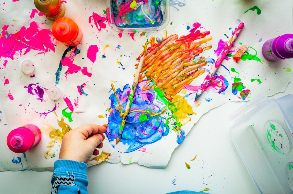 創造力が高まる