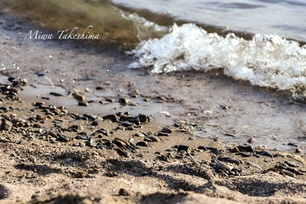 川のせせらぎや、海の波が与えてくれるもの